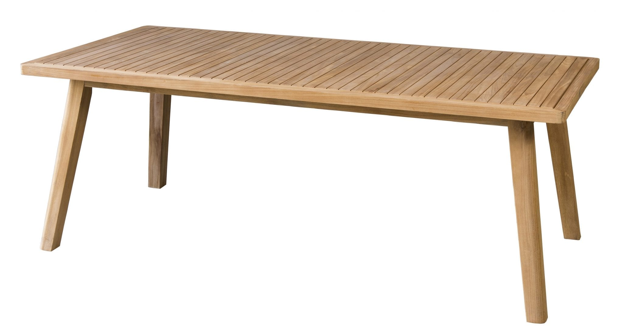 Dining Outdoor Tables Devon Porter Rectangle Teak Dining Table