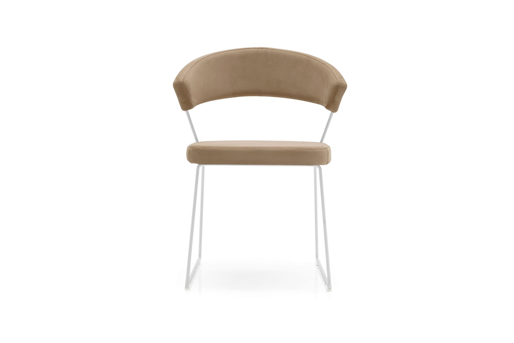 calligaris new york dining chair mckenzie willis. Black Bedroom Furniture Sets. Home Design Ideas
