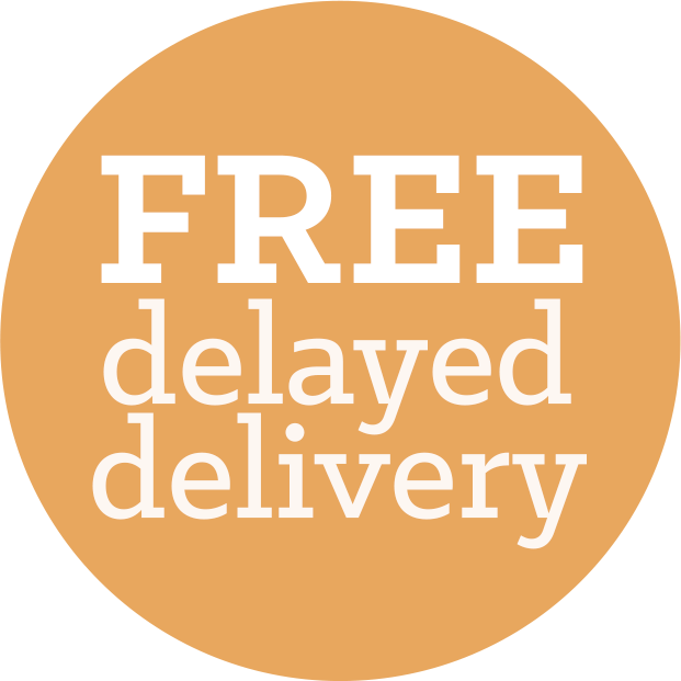 Free delayed delivery