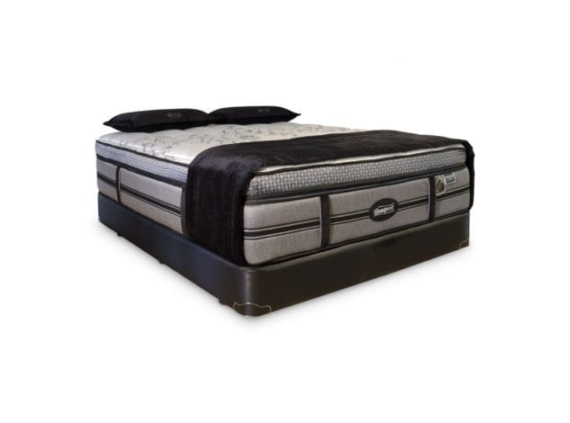 Beautyrest Connoisseur Queen Bed available at McKenzie & Willis