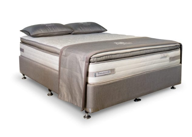 Sealy Aspire Pure Plush Mattress & Base