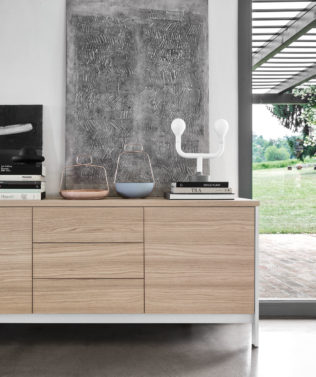 Calligaris Factory Buffet
