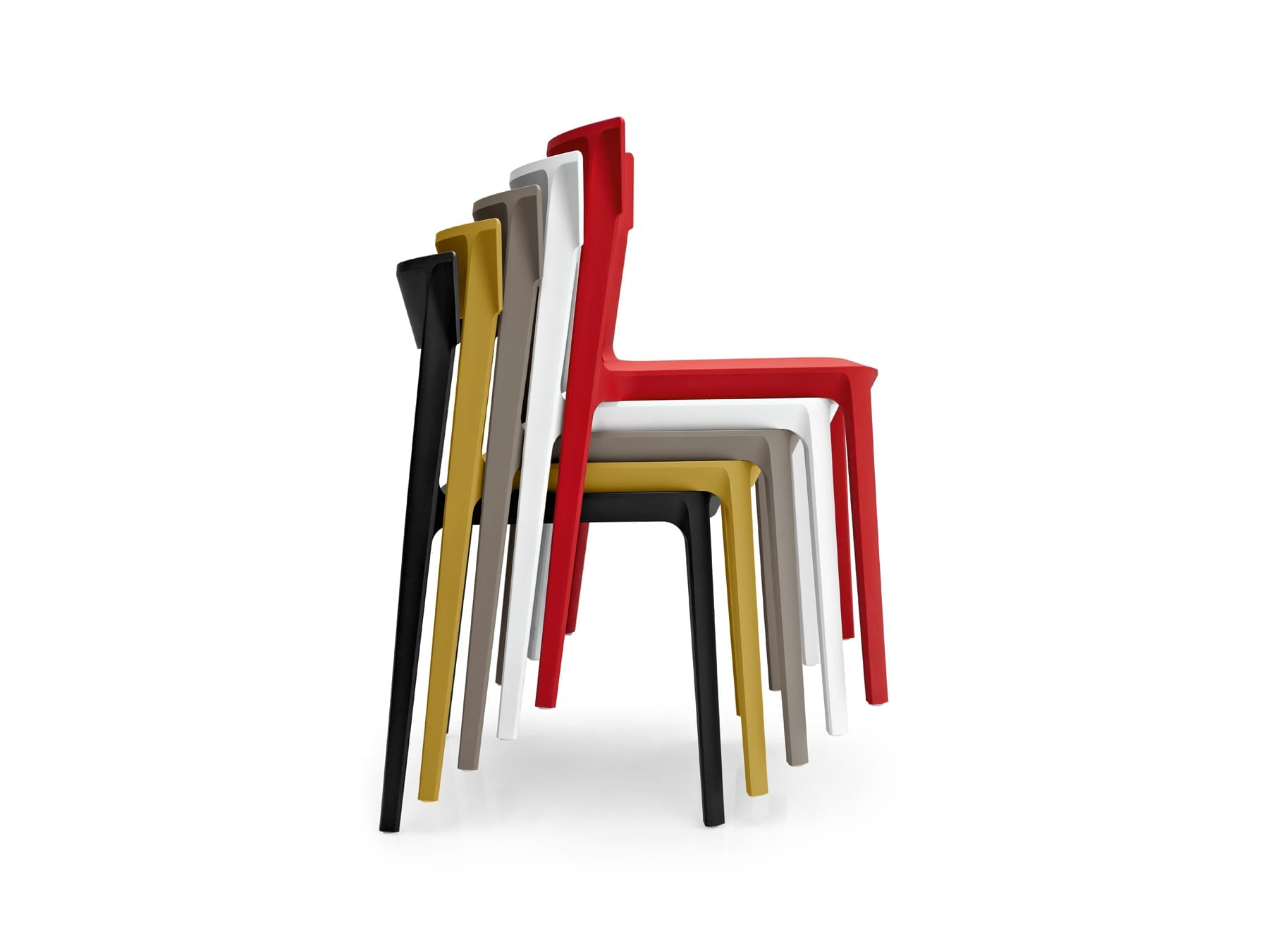 Calligaris Skin Outdoor Dining Chair