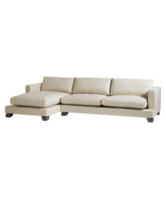 David Shaw George Corner Sofa Clear Cut 633x755