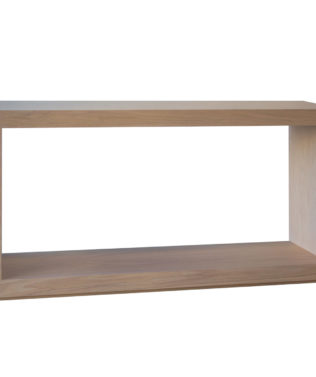 Evo Furniture Dimarco Console #2 available at McKenzie & Willis