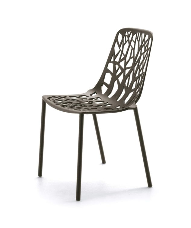 Fast Forest Dining Chair - Grey