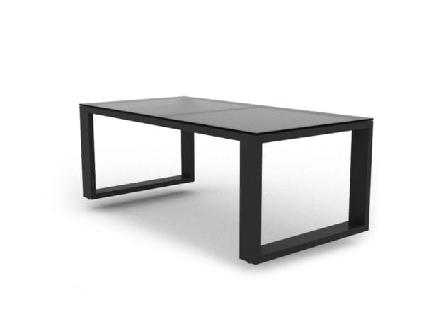 Jati & Kebon Sion Coffee Table – Dark Grey