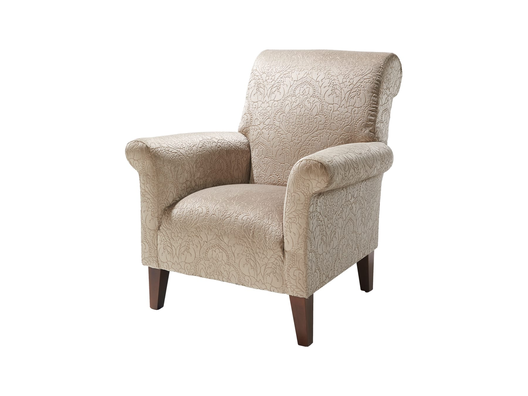Pace Furniture Jonty Armchair available at McKenzie & Willis