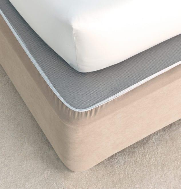 Savona Plain Bedwrap Linen 633x661