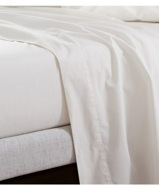 Sh 300tc classic percale sheet 316x377