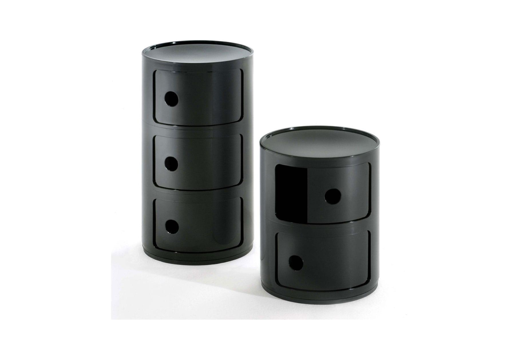 kartell componibili 2 elements mckenzie willis. Black Bedroom Furniture Sets. Home Design Ideas
