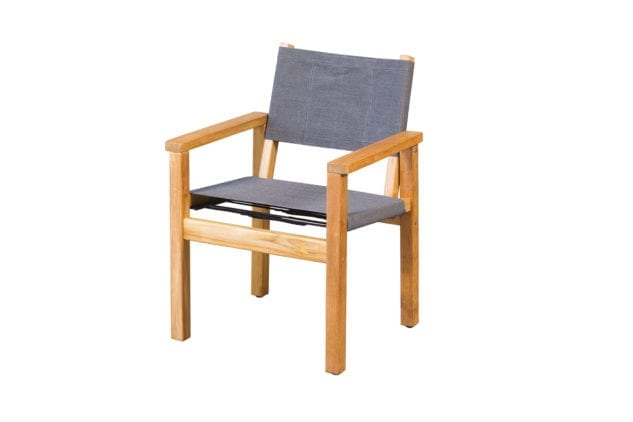 Devon Blake Teak Dining Chair Mckenzie Willis