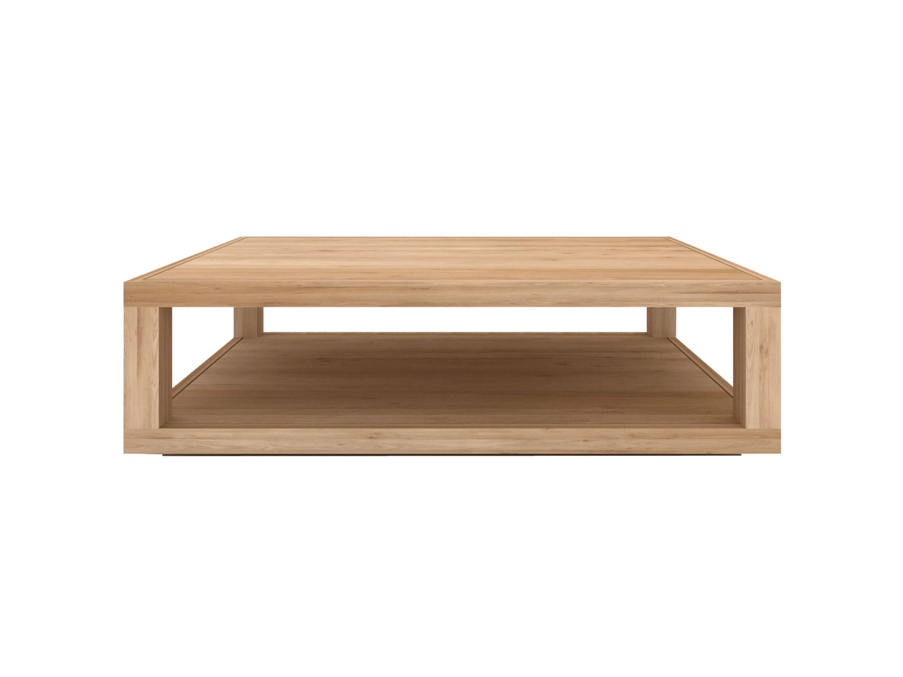 Ethnicraft Duplex Coffee Table available at McKenzie & Willis
