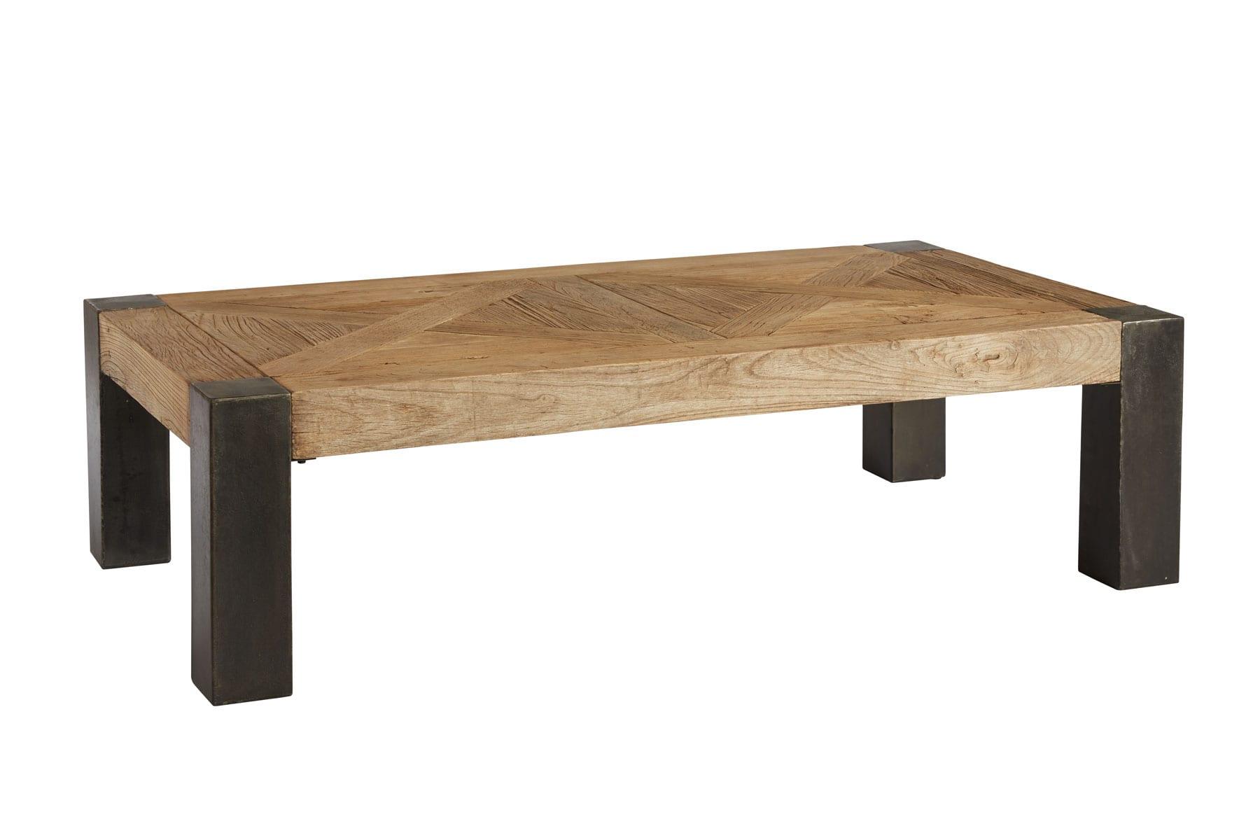 Global Design Dockside Square Leg Coffee Table Mckenzie Willis