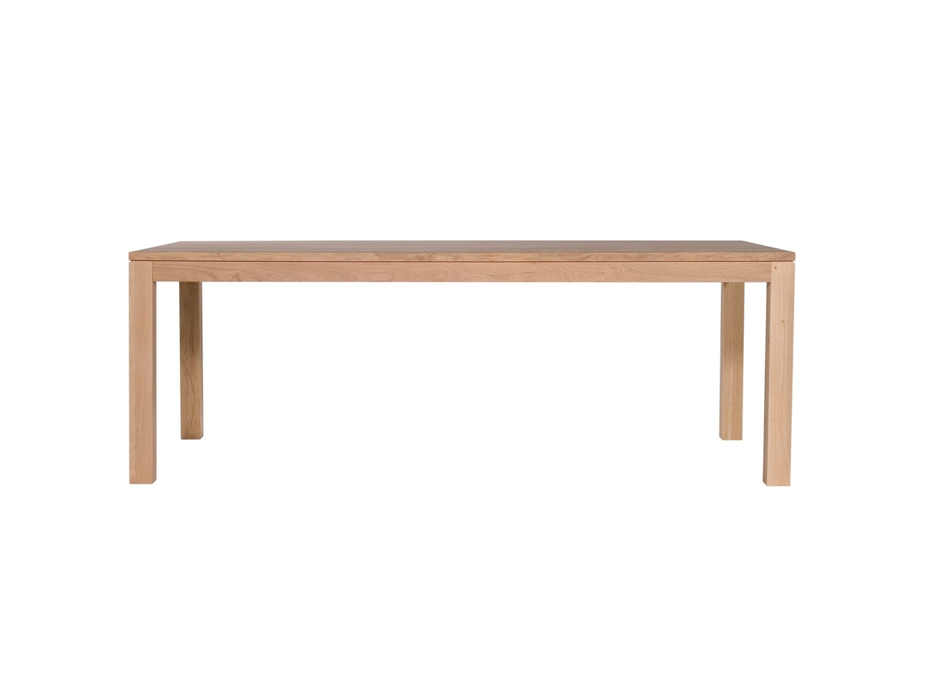 Ethnicraft Straight Dining Table available at McKenzie & Willis