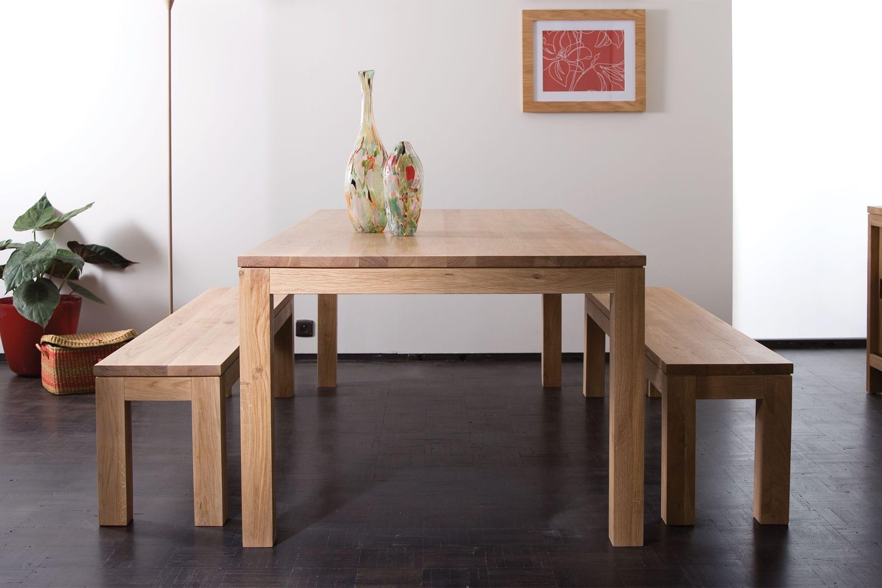 Ethnicraft Straight Dining Table Mckenzie Amp Willis