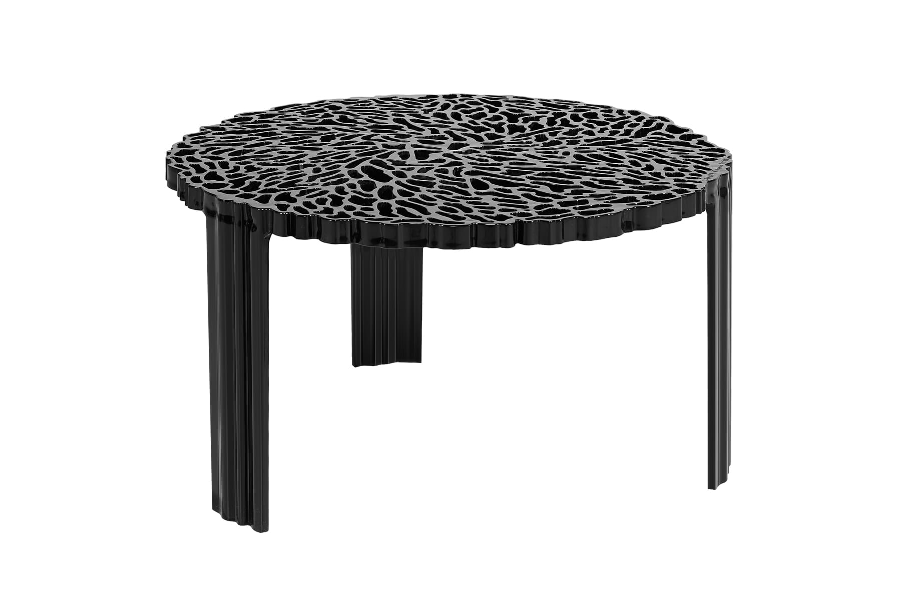 Kartell t table mckenzie willis for Table kartell