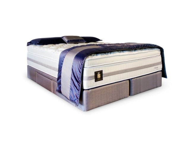 AH Beard King Koil Deluxe Mattress & Base