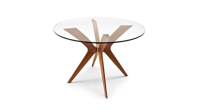 Calligaris Tokyo Round Dining Table 633x352