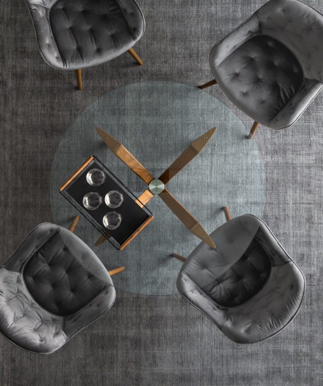 Calligaris Tokyo Round Dining Table
