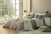 MM Linen Romane - Taupe