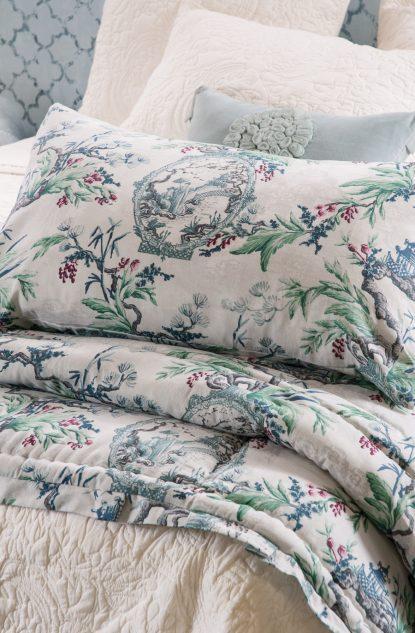 bianca lorenne hanami pillowcase mckenzie willis. Black Bedroom Furniture Sets. Home Design Ideas