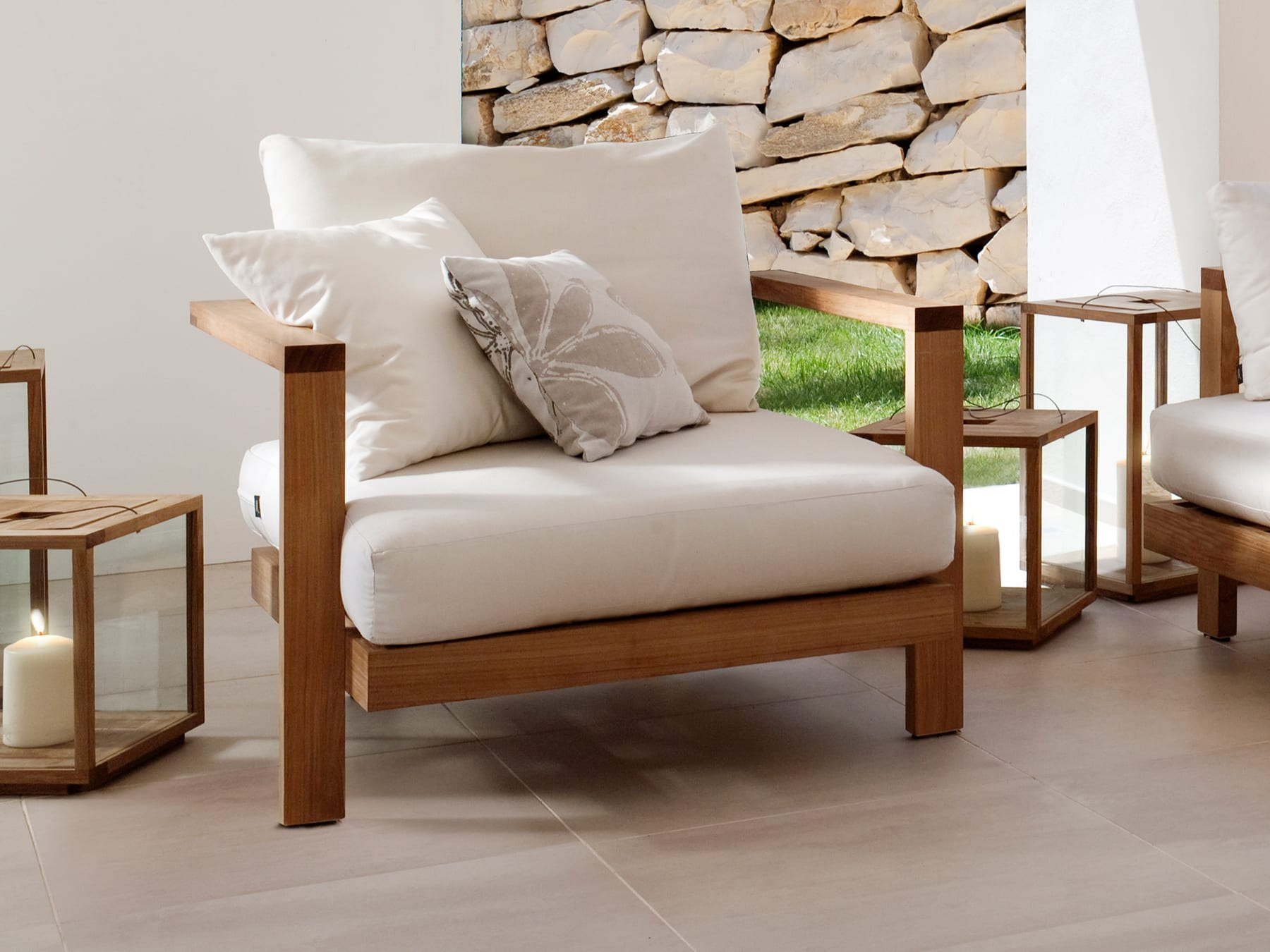 Tribu Pure Armchair 2