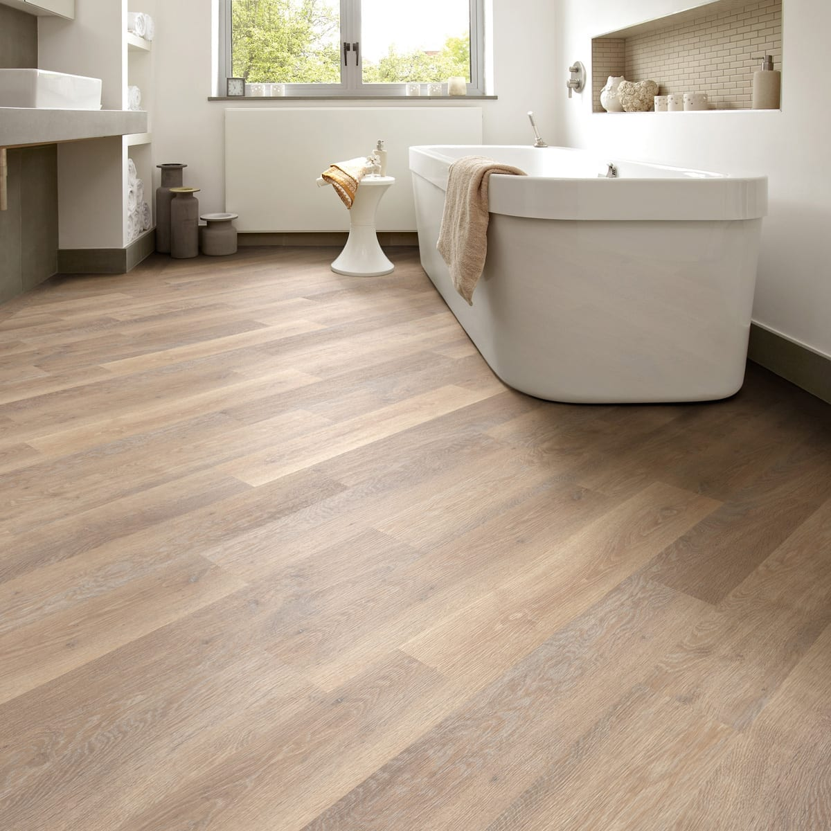 Karndean Rose Washed Oak