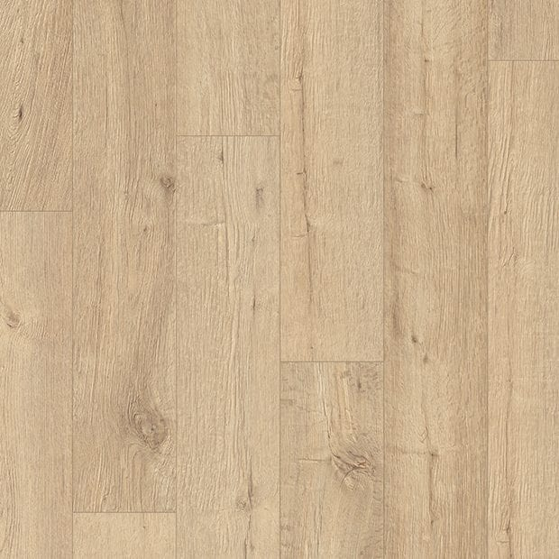 QS Impressive Sandblasted Oak Natural