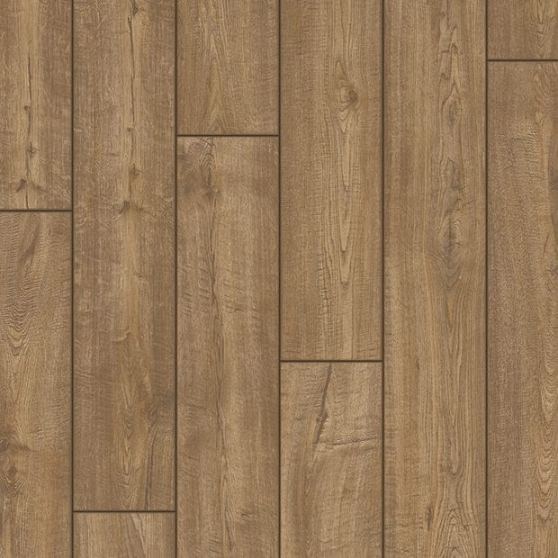QS Impressive Scraped Oak Grey Grown
