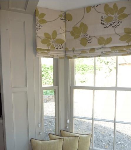 outside fit roman blinds mckenzie willis. Black Bedroom Furniture Sets. Home Design Ideas