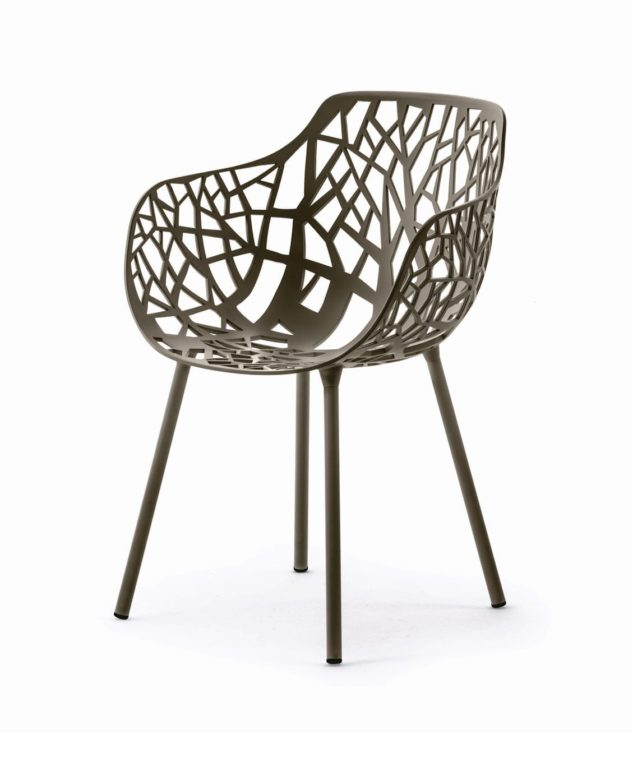Fast Forest Armchair - Grey