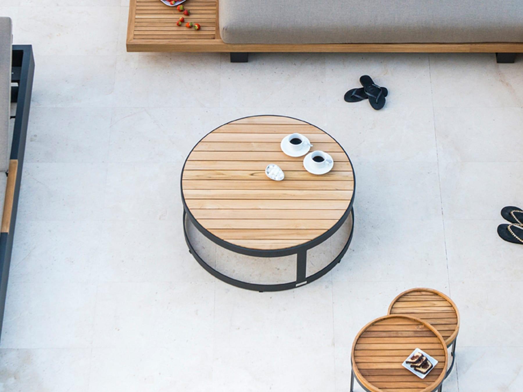 Jati Kebon Adagio Side Table 2