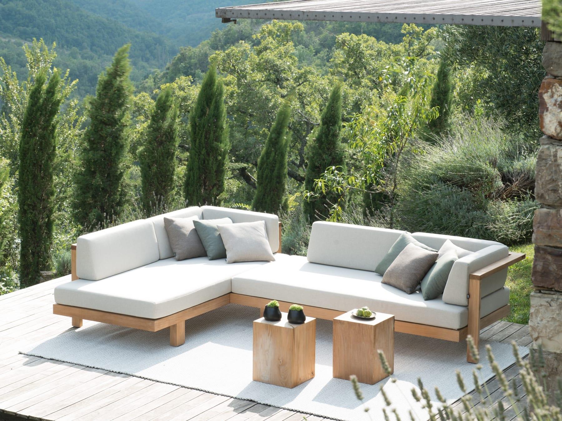 Tribu pure sofa right arm mckenzie willis for Outdoor furniture wellington