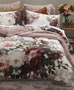 MM Linen Lizzy Duvet Set with Meeka Comforter available at McKenzie & Willis