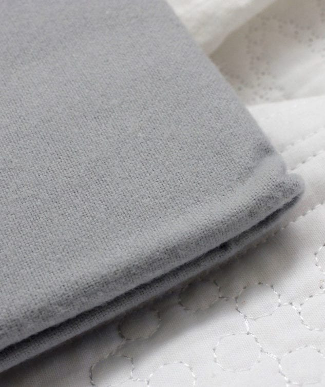 Seneca Bellini Luxe Flannelette Sheets Mist