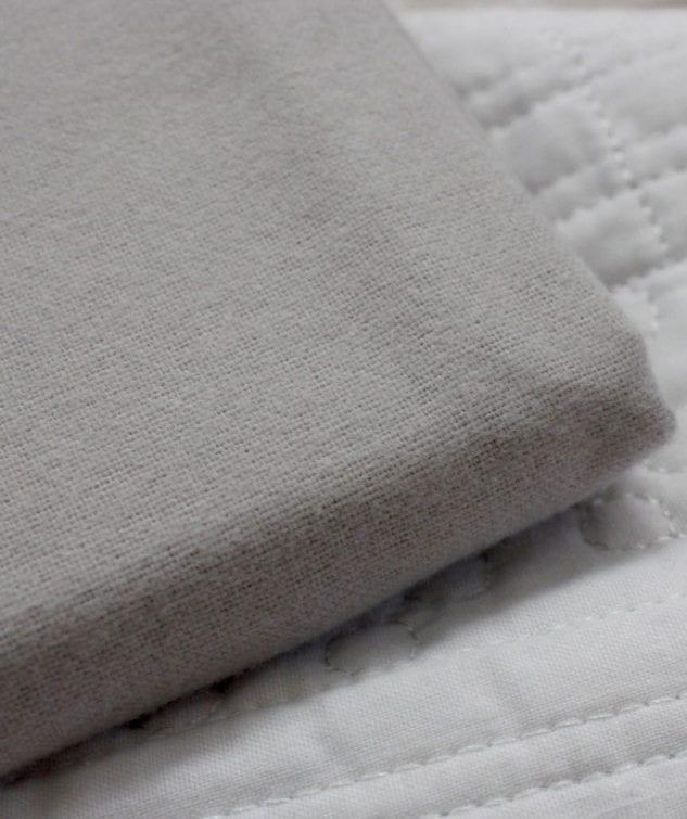 Seneca Bellini Luxe Flannelette Sheets Slate