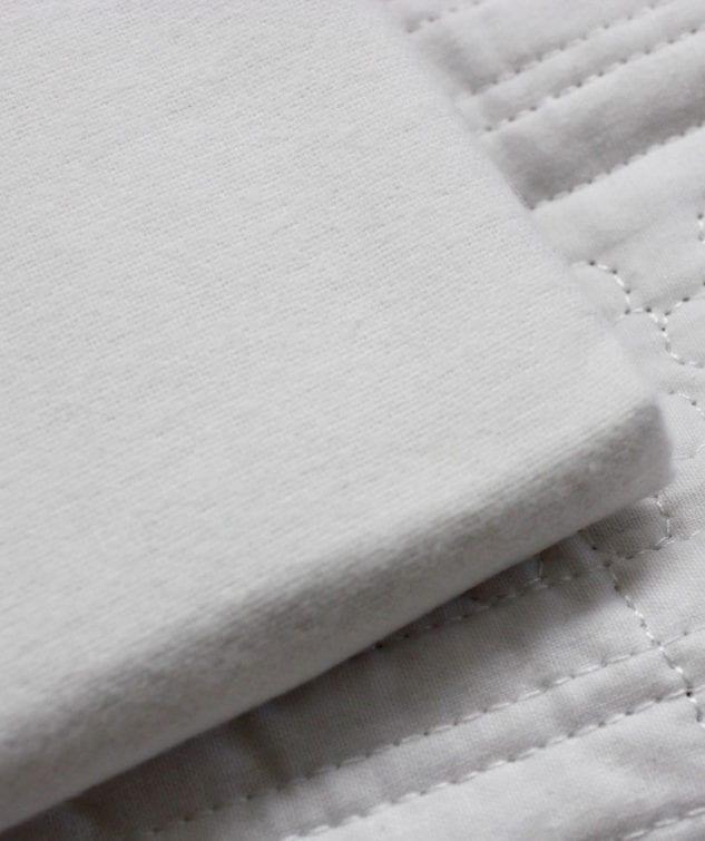 Seneca Bellini Luxe Flannelette Sheets White