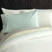 Seneca Bellini Flannelette Sheets available at McKenzie & Willis