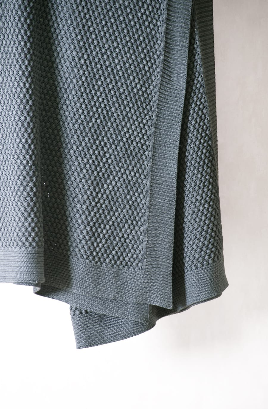 Bianca Lorenne Filato Throw in Charcoal available at McKenzie & Willis
