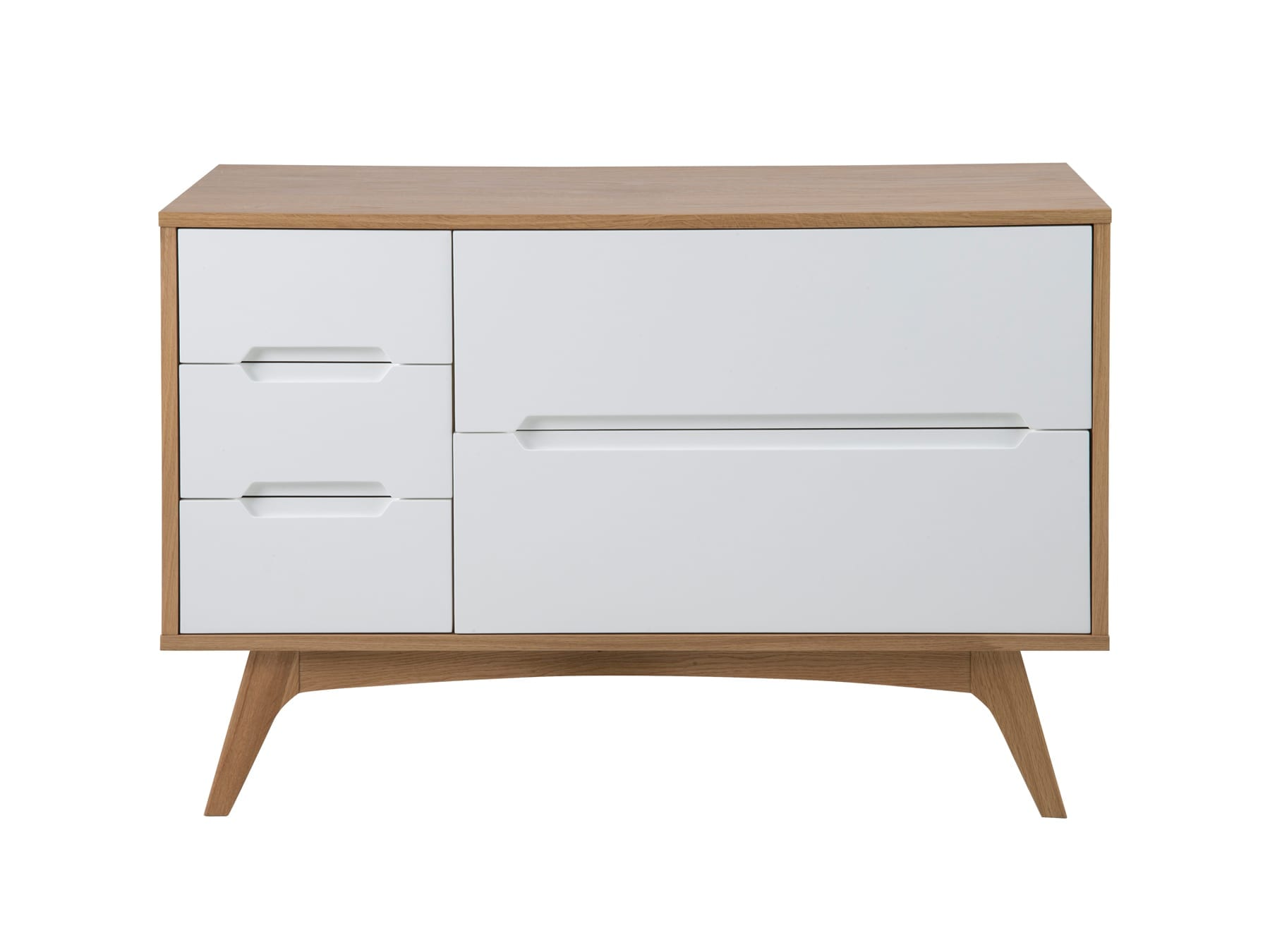 East West Designs Copenhagen 5 Drawer Dresser
