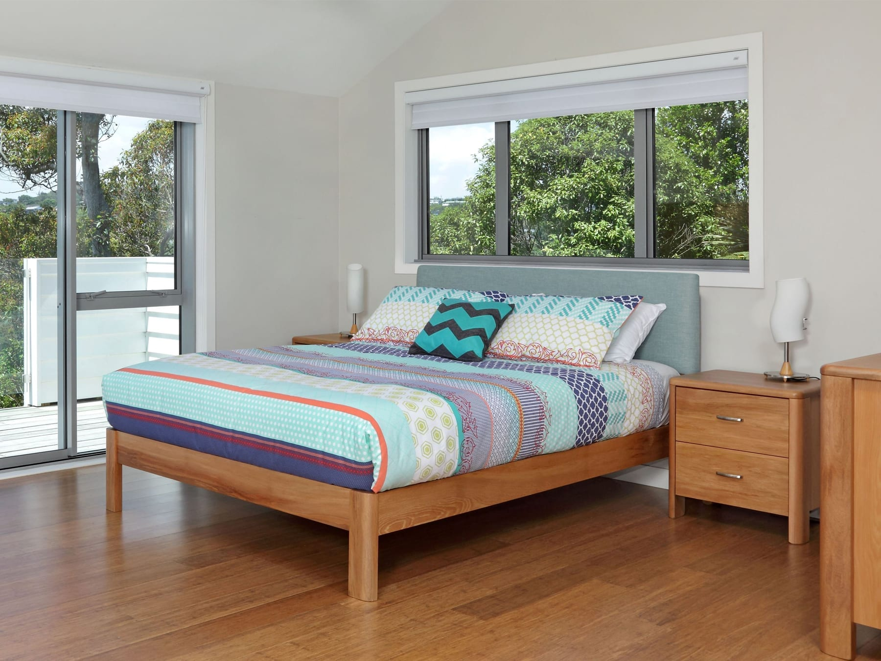 East West Designs Cruise Bedroom Furniture available at McKenzie & Willis