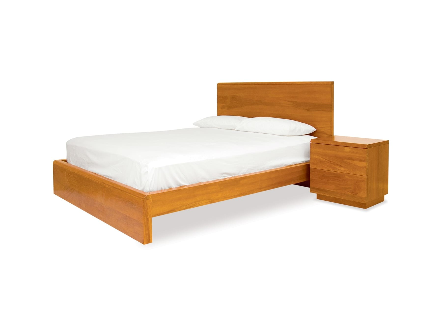 East West Designs Wynyard Bedframe available at McKenzie & Willis