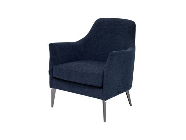 Furninova Dione Armchair available at McKenzie & Willis