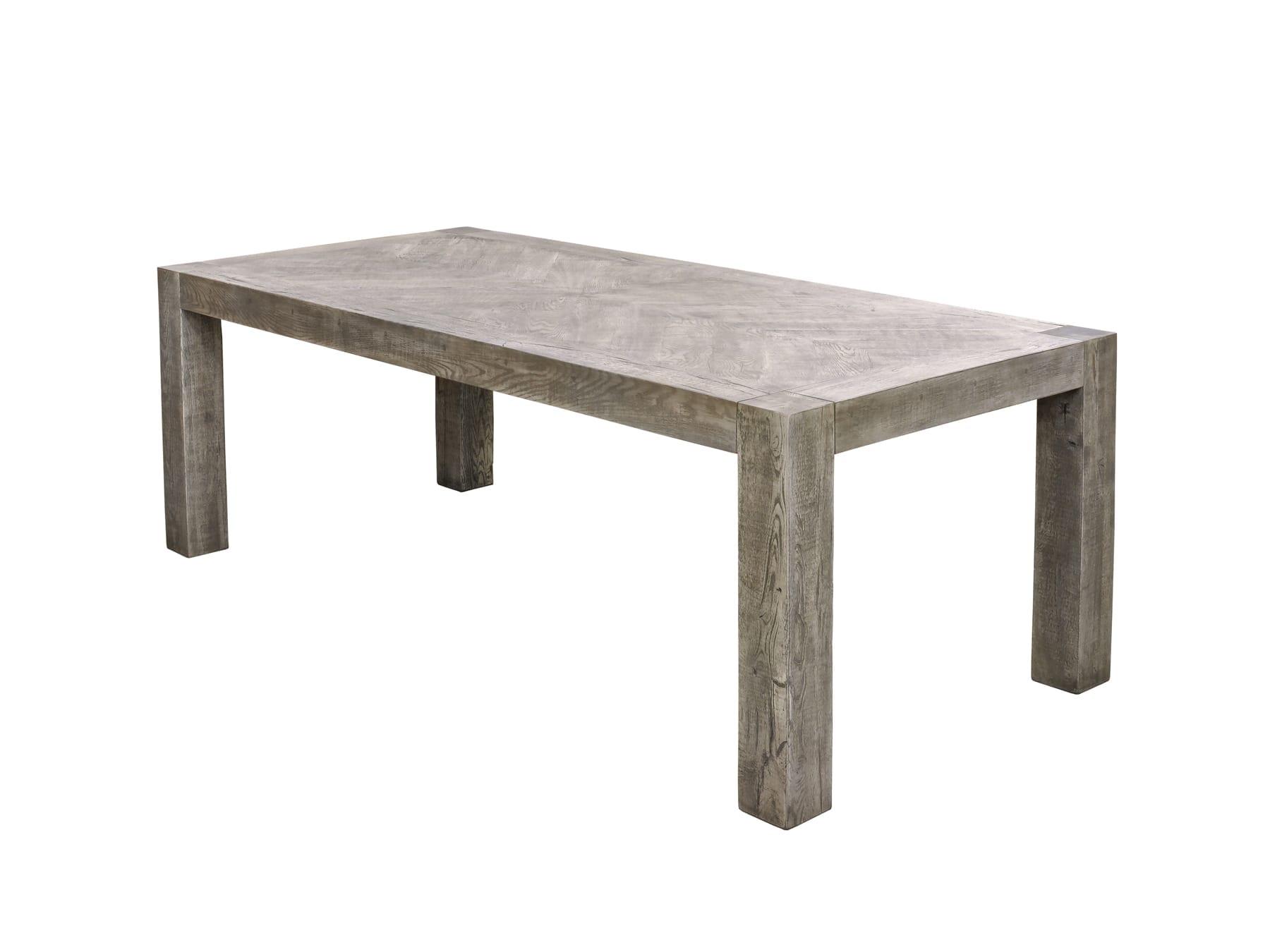 Pure Home Herringbone Dining Table