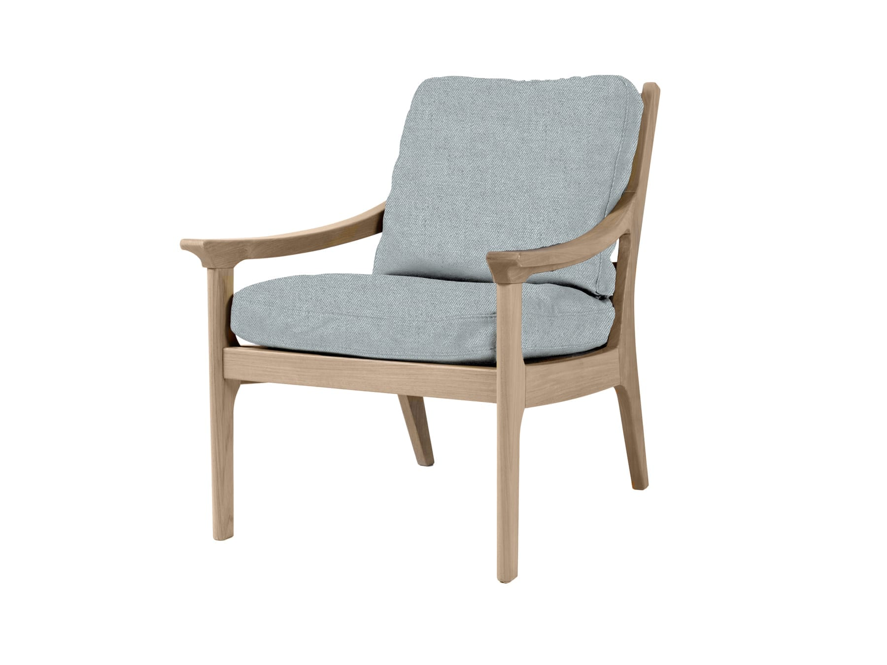 Furninova Revir Armchair Nancy Soft Blue avialble at McKenzie & Willis
