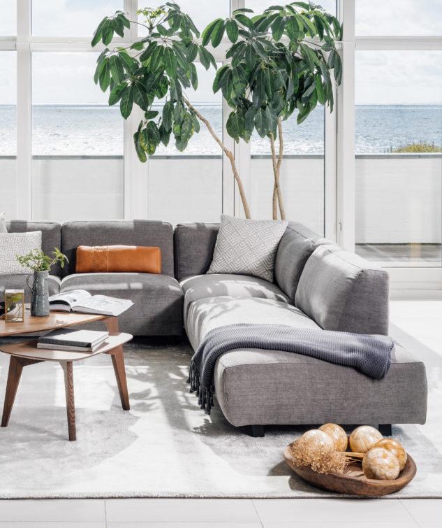 Vesta modular sofa Degas Grey 633x755