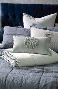 Bianca Lorenne Mara Mist Comforter available at McKenzie & Willis