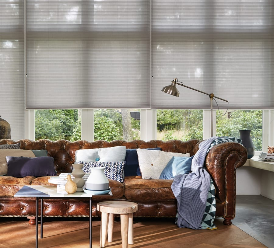 Luxaflex Duette Blinds available at McKenzie & Willis