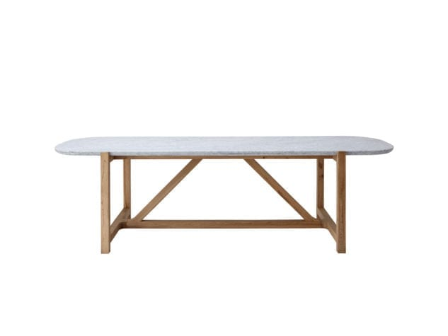 Halo Stoneleaf Dining Table